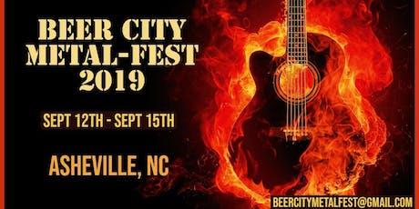 Beer City Metal-Fest 2019 tickets