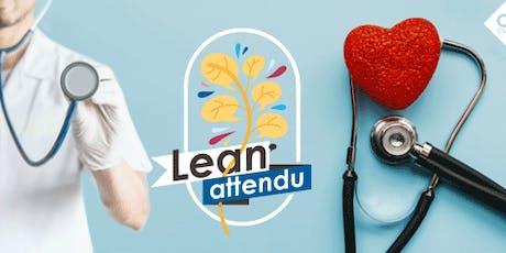 Lean Attendu de CUBIK Partners - La conférence Lean Médico-Social  billets