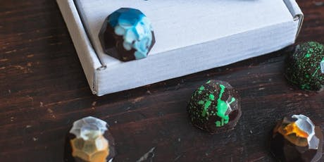 Single-origin chocolate making with Cocoa Crystal tickets