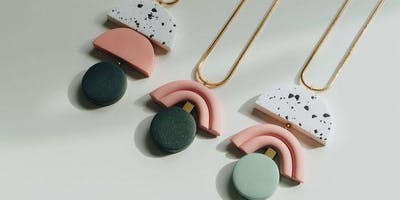 """Let's Play With More Clay"" Jewelry Making Workshop!"