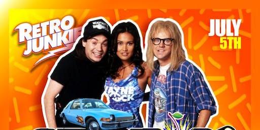 Cherry Pop! 90's Party w Marigold (90's Alt- Rock Covers) + DJ Billy Vidal