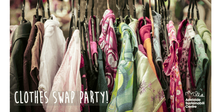 Clothes Swap Party! tickets