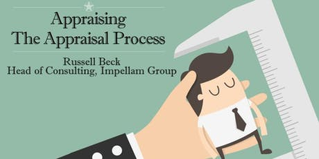 Appraising the Appraisal Process – London tickets