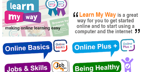 FREE Computer Basics Course Learn My Way tickets