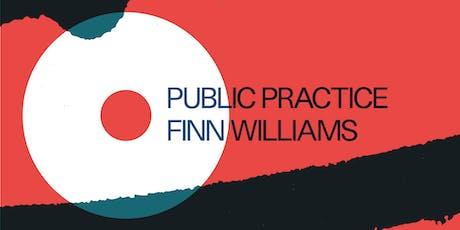 Architecture Fringe 2019   Public Practice - Finn Williams tickets