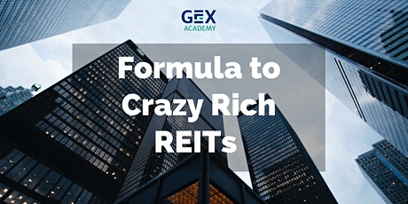 The Way of Rich REITS  - Proven Case Studies Included! tickets