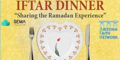 "Sema Foundation Iftar Dinner: ""Sharing The Ramadan Experience"" with AFN"