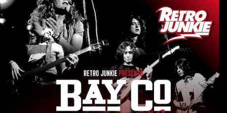 Bay Co. (Bad Company Tribute) + Celebration Day (Led Zeppelin Tribute) + DJ tickets