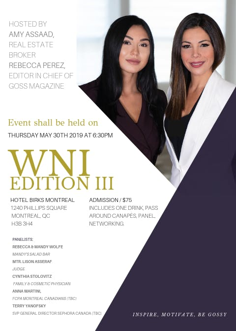 WNI - Women Networking International III