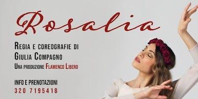 Rosalia - Flamenco Libero