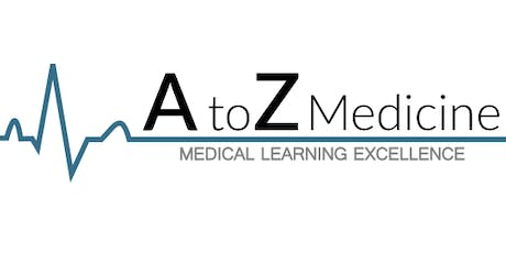 A to Z Medicine, Medical Experience Day tickets