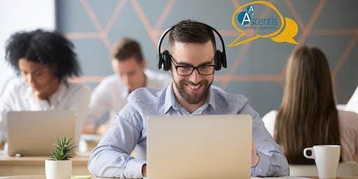 Ascentis Community Interpreting Quality Assurance Webinar