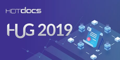 HotDocs User Group 2019 tickets