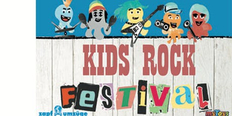 KIDS ROCK FESTIVAL im MILCHSALON Tickets