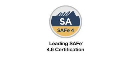 Leading SAFe 4.6 Certification Training in Richmond  VA on  Oct 19th - 20th tickets