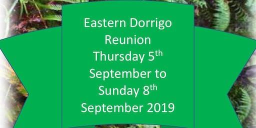 Eastern Dorrigo Reunion 2019