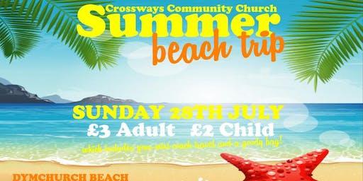 Summer Beach Trip