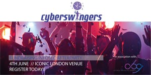 Cyberswingers - Fundraising InfoSec AfterParty