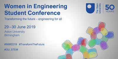 Women in Engineering Student Conference 29th-30th June 2019