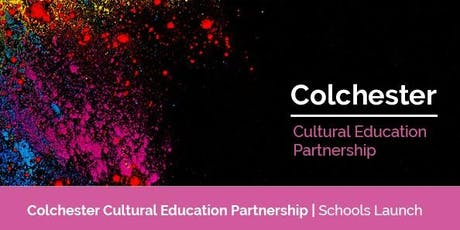 Colchester Cultural Education Partnership Launch Event tickets