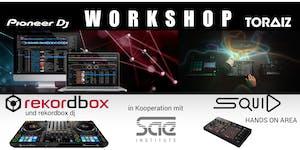Kostenloser rekordbox & TORAIZ Workshop