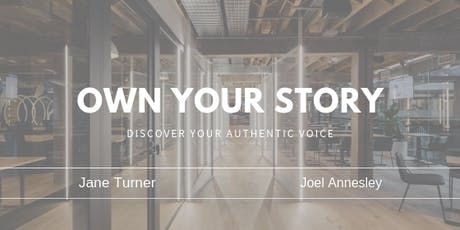Owning Your Story tickets