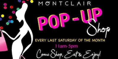 Montclair Pop Up Shop
