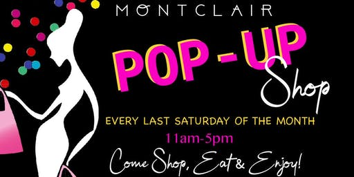 Montclair Pop Up Shop