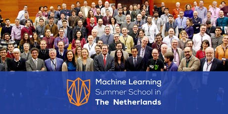 Machine Learning School in The Netherlands 2019 tickets