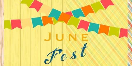 June Fest tickets