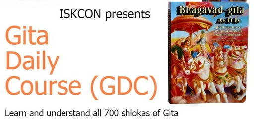 Gita Daily Course (GDC)