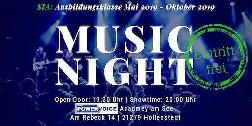 6. MUSIC NIGHT: SIA