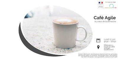 Café Agile : la constitution de la tribu Portalis
