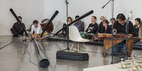Tarek Atoui's Shuffle Orchestra tickets