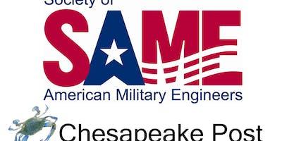 2019 SAME Chesapeake Post Scholarship Awards Banquet
