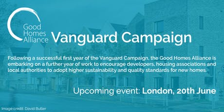 Vanguard Campaign – London tickets