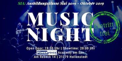 4. MUSIC NIGHT: SIA