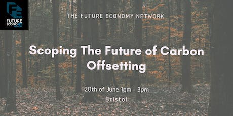 Scoping The Future of Carbon Offsetting tickets