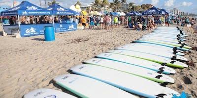 Volunteer for the Fort Pierce Surf & Beach Festival