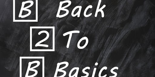 Financial planning: back to basics