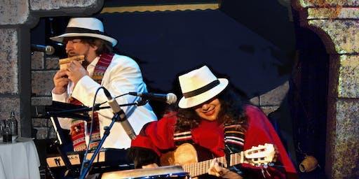 Peña Pachamama Live Music, Organic Food & Speakeasy Tour (individual/group)