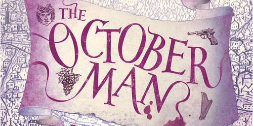 An Evening with Ben Aaronovitch  - October Man