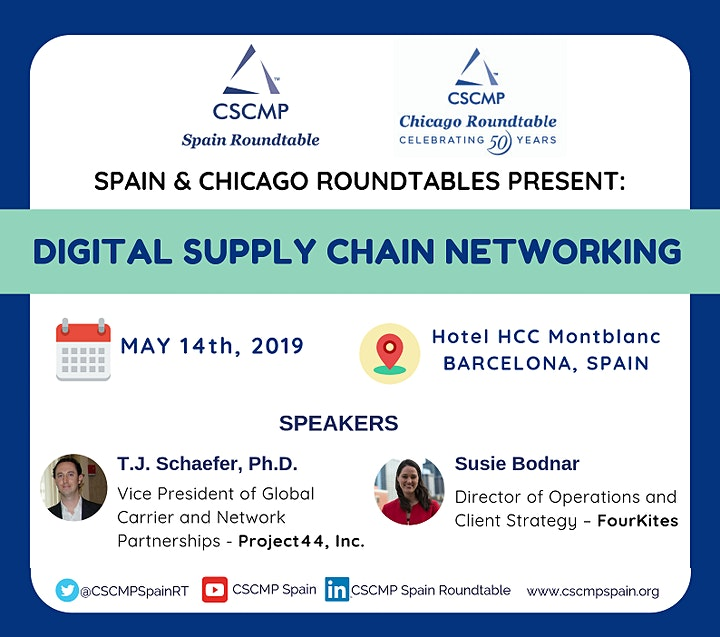 DIGITAL SUPPLY CHAIN NETWORKING image
