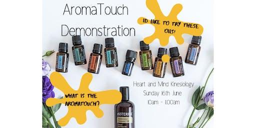 AromaTouch Demo Training