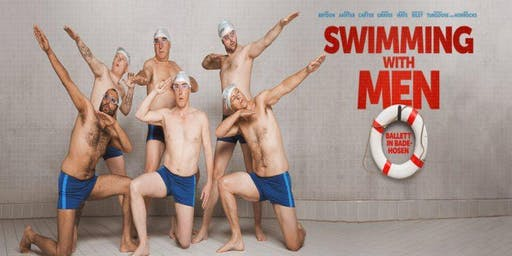 Muir Movies Presents: Swimming with Men