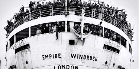 Discourses of Windrush tickets
