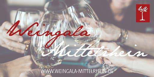 Weingala Mittelrhein 2019