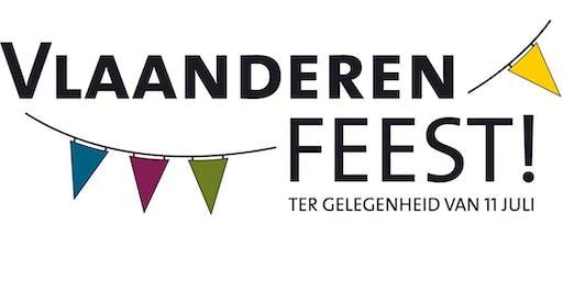 Vlaanderen Feest! Destelbergen - Raymond van het Groenewoud