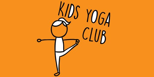 Kids Yoga Club: 3-7yrs with Kelly Ann JUNE TERM