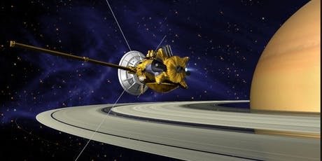 Cassini-Huygens and The Lord of the Rings by Dr Sheila Kanani tickets
